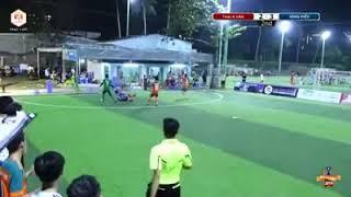 Pha bóng phản công nhanh nhất bóng đá phủi