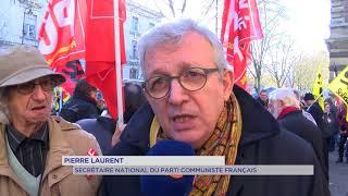 Versailles : soutien au salariés de PSA jugés au Tribunal de Grande Instance