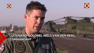 Het is redelijk rustig bij, of vooral boven, vliegbasis Gilze-Rijen deze en volgende week. Defens...