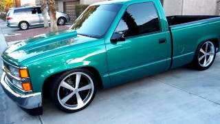 1994 Chevy Silverado (C1500) Regular Cab Short Bed Lowrider