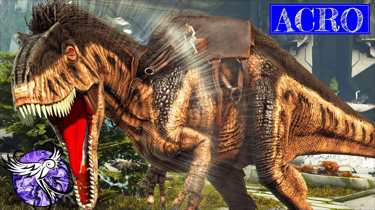 Download ACRO TAMING TIME   Story Mode - Extinction EP15   ARK Survival Evolved