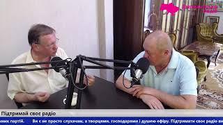 В студії Тарас Чорновіл, політичний аналітик