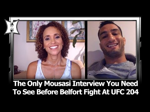 UFC 204: The Only Gegard Mousasi Interview You Need To See Before He Fights Vitor Belfort