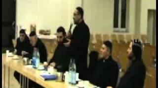 Abuna Dayroyo George Gharzani  3 mamlo  in Giessen Pohlheim Saal Mor Eliyo
