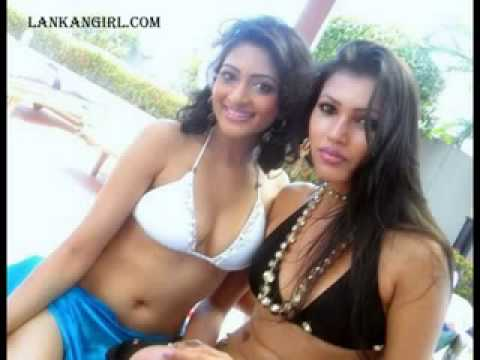 sri lankan bikini model
