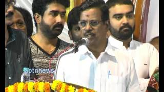 ACTOR VISHAL|PRODUCER COUNCIL|S.THANU|PRAKASH RAJ|GNANAVEL RAJA