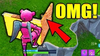 INSANE FLYING SHOTGUN!!! (Fortnite Battle Royale Solo Gameplay)