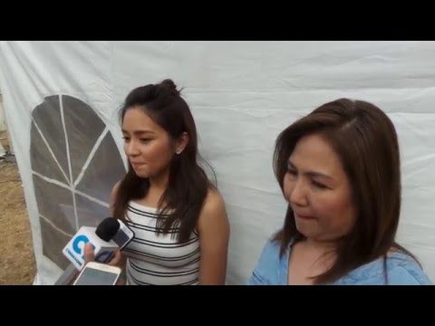 Kathryn Bernardo Describes Her Relationship with Mom