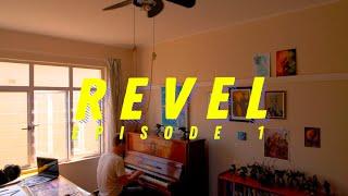 REVEL | Episode 1 (Luke Molver) | Writer, Comic Book Creator, Illustrator | Part 1