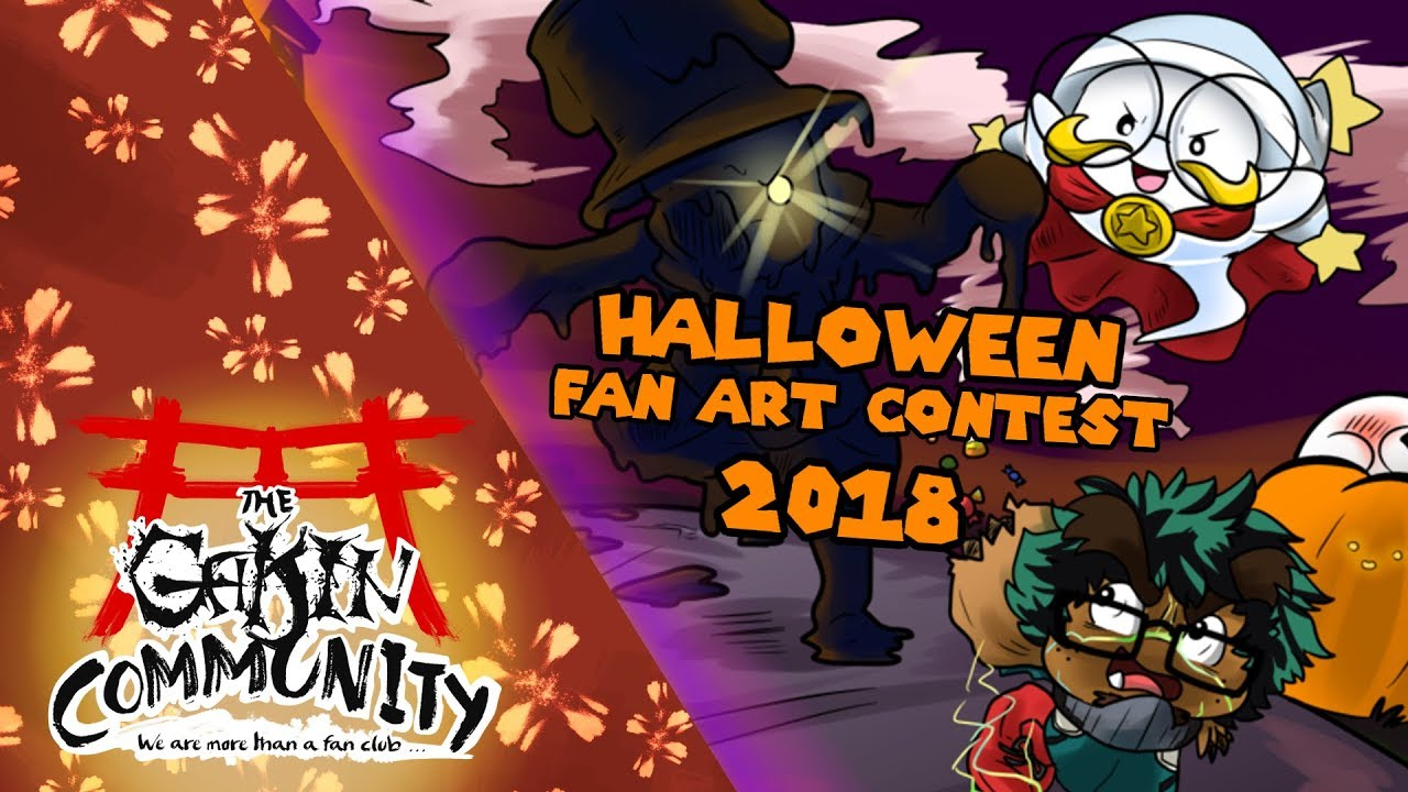 Halloween Fan Art Contest