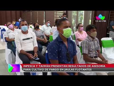 INPESCA TAIWAN presentan resultados de II Fase Proyecto Maricultura en el país