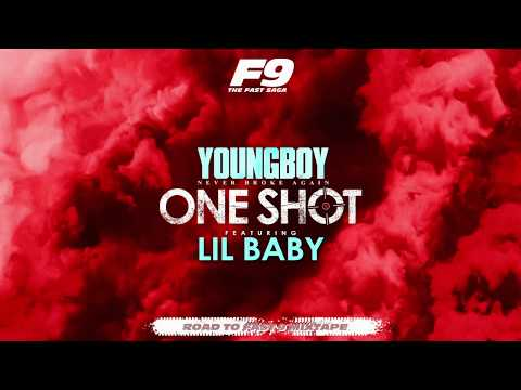 YoungBoy Never Broke Again – One Shot (feat. Lil Baby) [Official Audio]