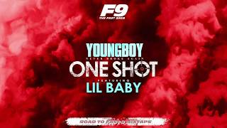 YoungBoy Never Broke Agąin - One Shot (feat. Lil Baby) [Official Audio]
