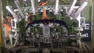 Ultrasonic welding machine wit…
