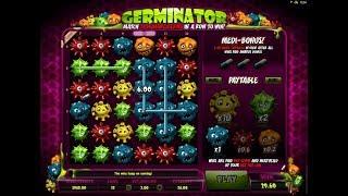 видео Игровой автомат Germinator играть бесплатно