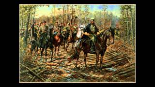 Confederate Song - Battle of Pea Ridge