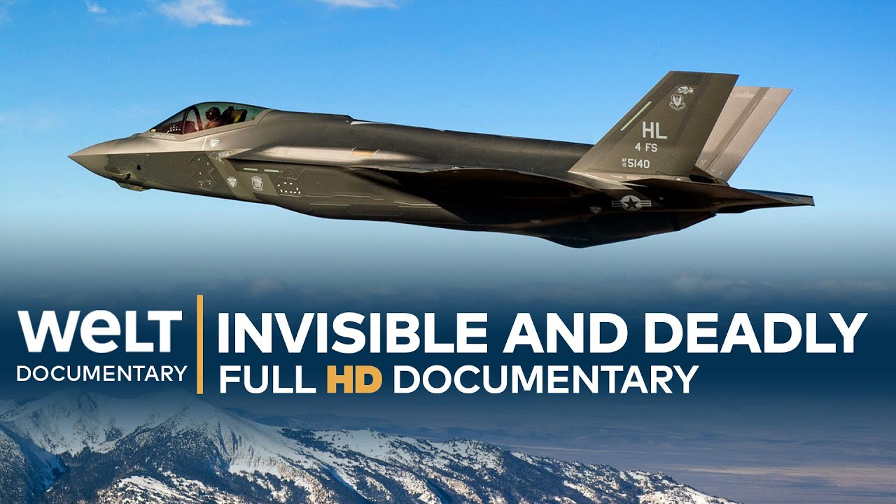 Stealth Technology – Invisible And Deadly | Full Documentary