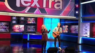 "Fox News- Kaylee Keller & Grant Mickelson perform ""Nowhere America"""