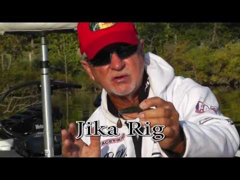 Stacey King reviews Baits and Tactics he used at Table Rock