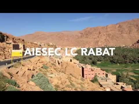 TRAVEL TO MOROCCO (AIESEC LC RABAT EXPERIENCE 2015)