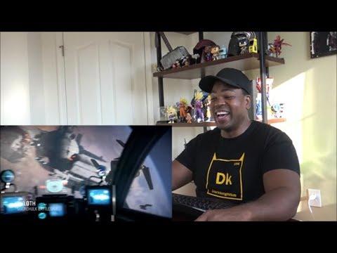 Star Wars Battlefront 2: Official Starfighter Assault Gameplay Trailer - REACTION!!!