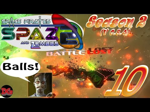 Space Pirates and Zombies 2 ► Let's Play Season 2 - Ep 10 ► We're Flyin' apart Cap'n! (1440/60)