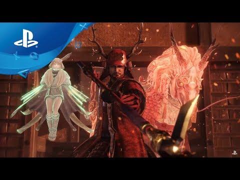 Nioh - Defiant Honor DLC Trailer [PS4, deutsch]
