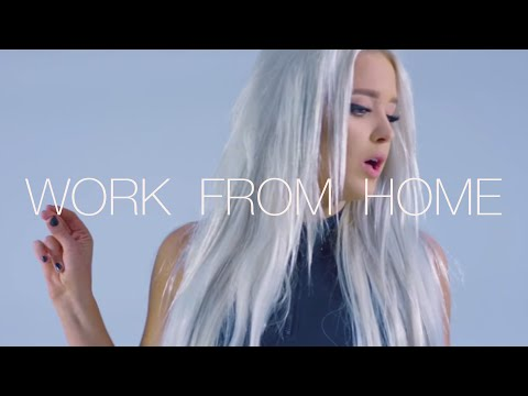 Work from Home - Fifth Harmony | Macy Kate Cover
