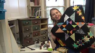 Quilt Pattern Writing in a Hurry! Quilting Friends Podcast #82