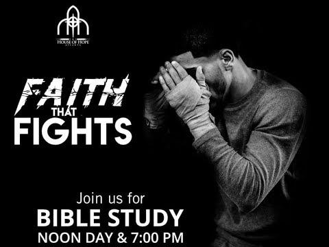 Bible Study w/ Dr. E. Dewey Smith 08/22/18 7pm