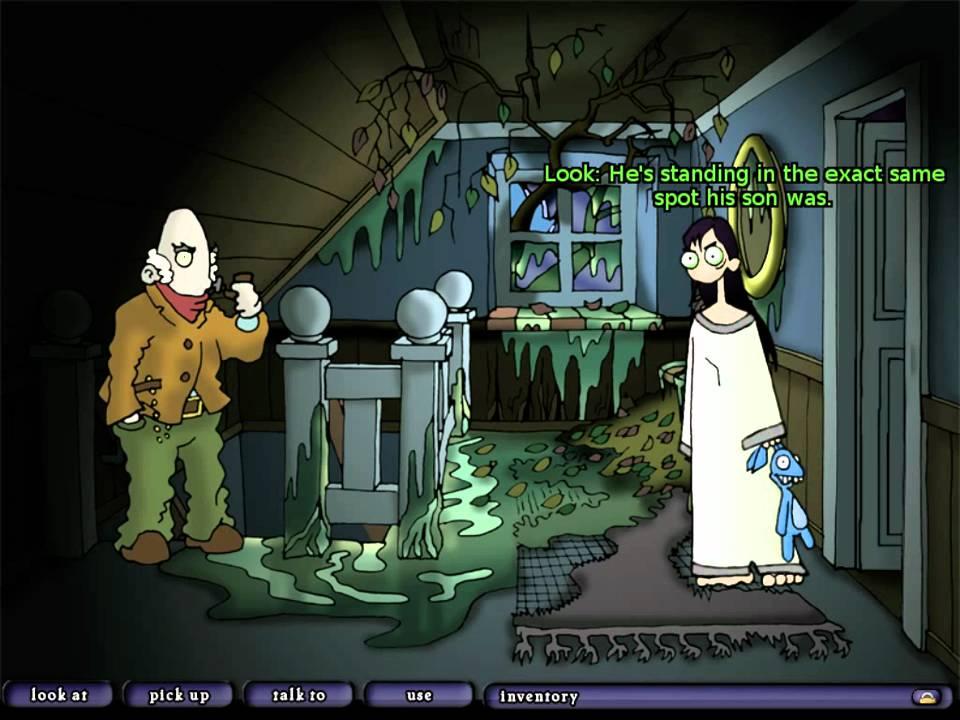 скачать игру Edna And Harvey через торрент - фото 3
