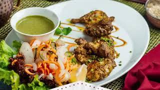 Masti Baku - dishes of Indian cuisine