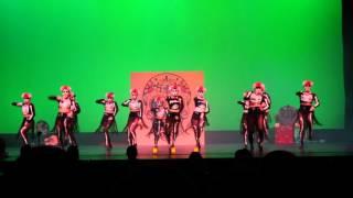 3/24/16 UF Sabor Latino VISA Competition Performance 2016