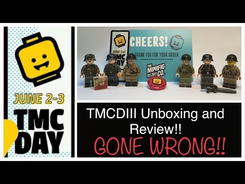 TMCDIII Unboxing & Review | Gone Wrong!!