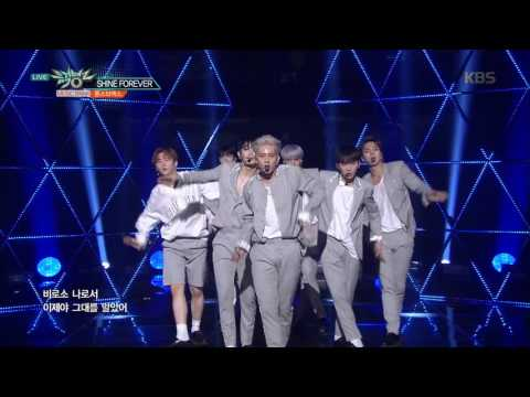 뮤직뱅크 Music Bank - INTRO + SHINE FOREVER - 몬스타엑스 (INTRO + SHINE FOREVER - MONSTA X).20170623