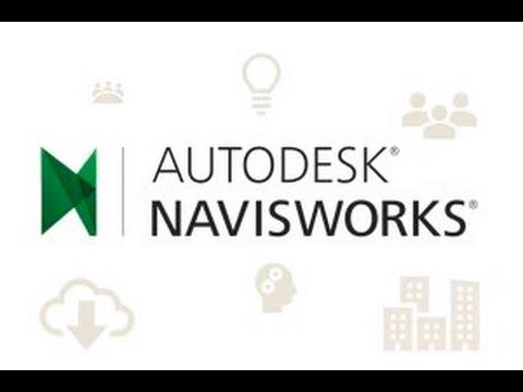 Autodesk Naviswork 2018 Manually creating a project