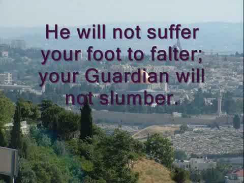 Shir Lama'alot (Esa enai) (Psalm 121)