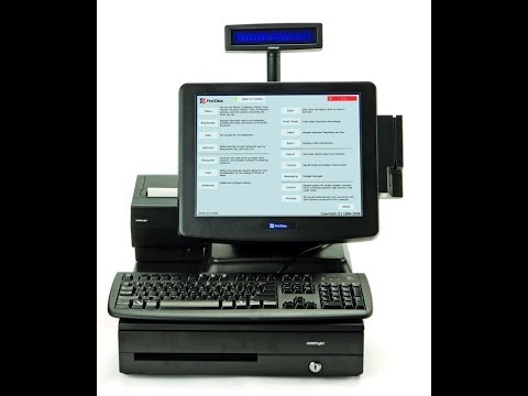 FDRS First Data Restaurant Solution POS Demo: Quick/Counter Service