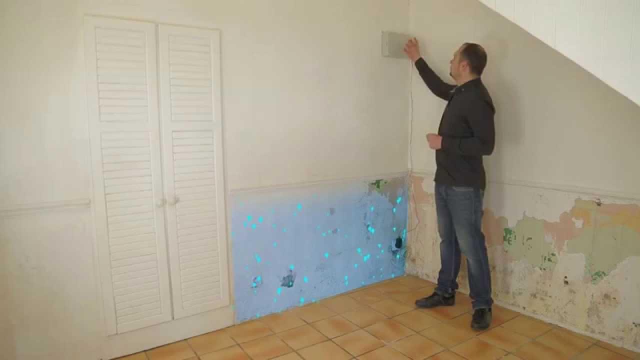 humidistop d shumidifier les murs de votre maison humide youtube. Black Bedroom Furniture Sets. Home Design Ideas