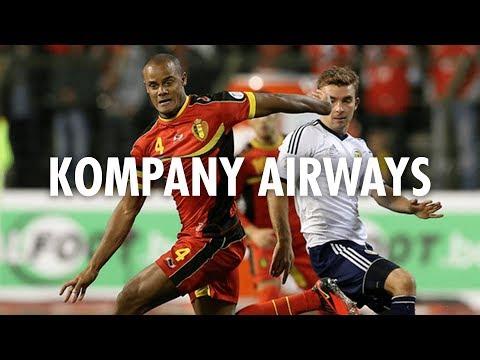 Vincent Kompany Airways