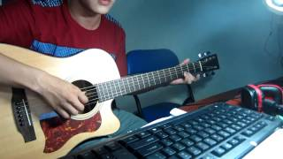Chuyện Mưa - Trung Quân Idol Acoustic Guitar Cover By Duy Đỗ