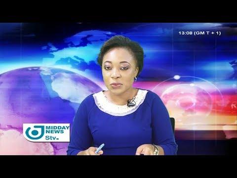 STV MIDDAY NEWS 01:00 PM - Thursday 05th...