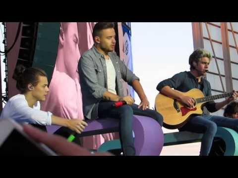 One Direction - Little Things (Live in Horsens, Denmark 16-06-15)