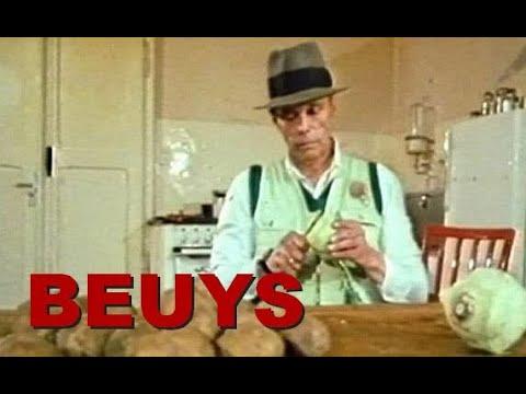 Joseph Beuys - Jeder Mensch ist ein Künstler (Portrait)