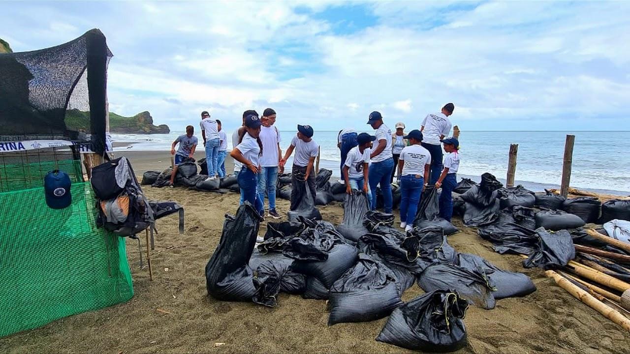 Scouts Cuidando el Medio Ambiente