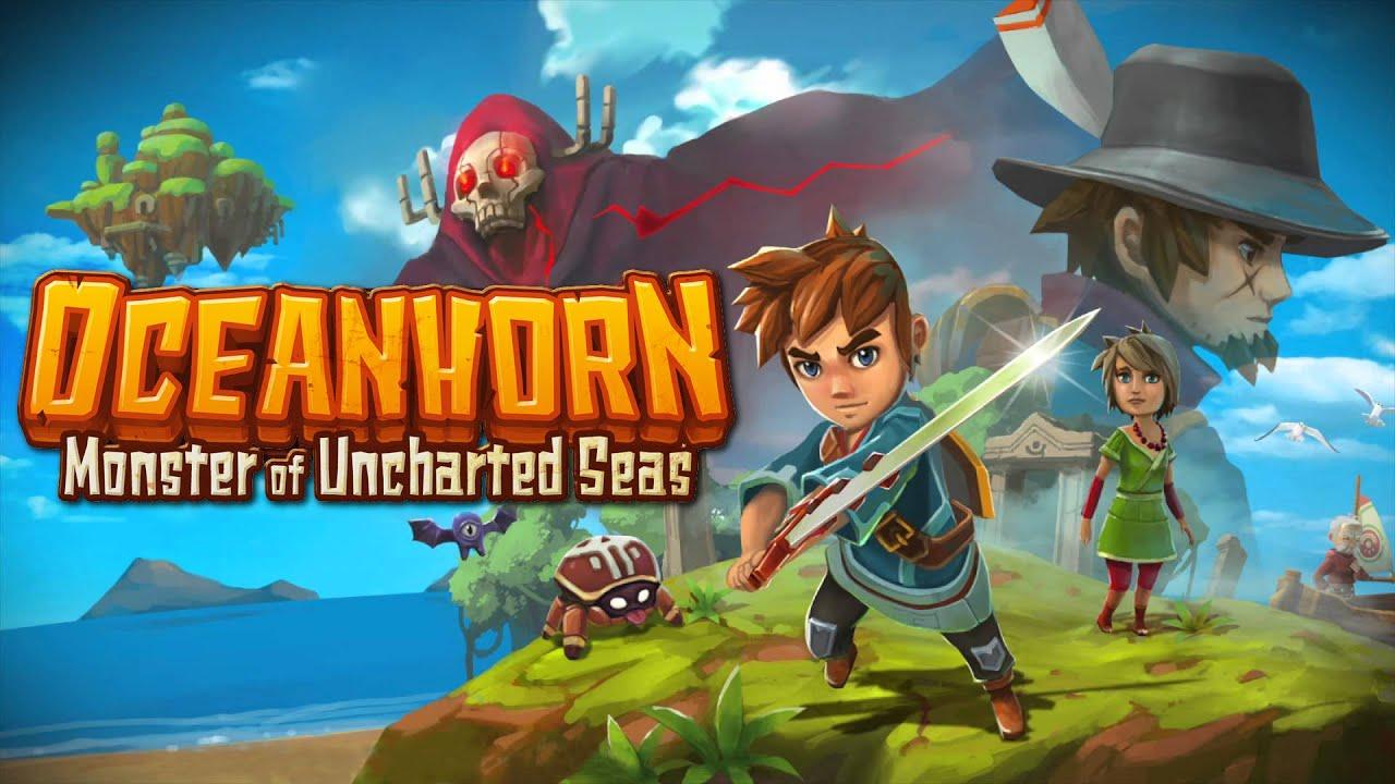 Resultado de imagem para Oceanhorn: Monster of Uncharted Seas