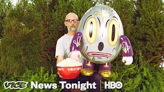 """Moby Tells Us About The Time He """"Knob-Touched"""" Donald Trump (HBO)"""