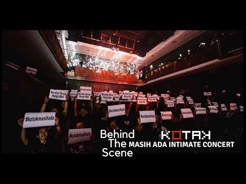 Kotak Masih Ada Intimate Concert – Behind The Scene Part-1 (#pendengarceritakotak Episode 75)