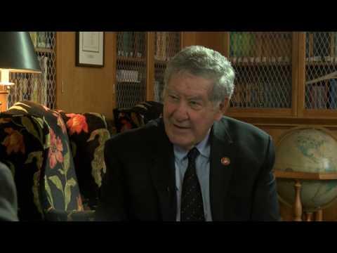 Capital Connections with Sen. Lou D'Allesandro (d) NH State Senator - District 20 (Part 4)