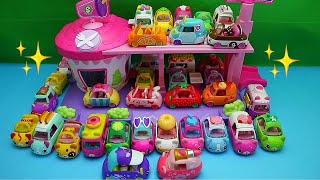 Too many shopkins cuties cars 🚗